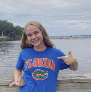 Florida 4A State Finalist Anna Moore Rides Bolles-to-Florida Pipeline (2022)