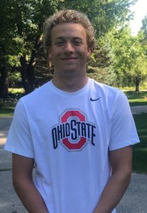 NCSA Summer Champs 400 IM Runner-Up Michael Cooper Verbals to Ohio State