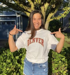 Jessica Maeda Commits to University of Denver
