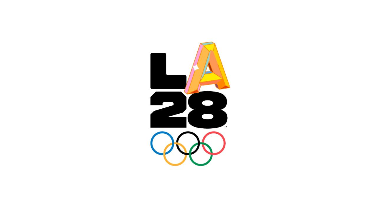 2028 Los Angeles Olympics Reveals Revolving Emblem with Focus on Diversity