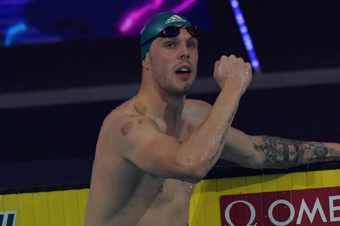 Chalmers' Comeback Race Set For South Aussie Relay Lead-Off
