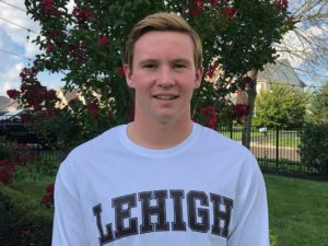 Lehigh Men Open 2021 Recruiting with Verbal from Connor Goodyear