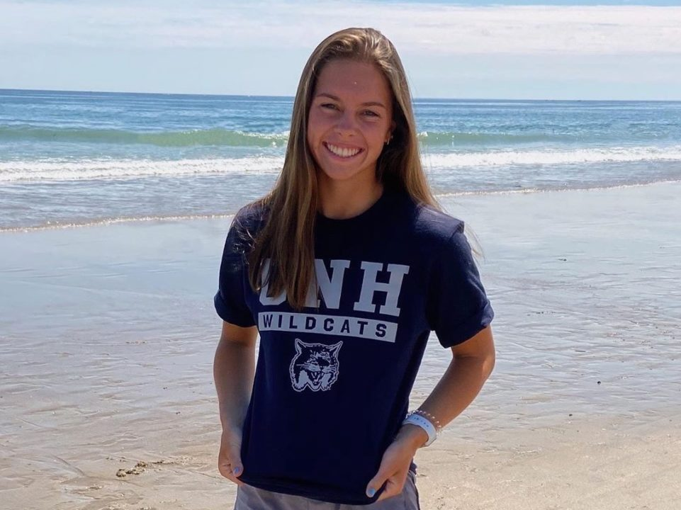 New Hampshire Receives Commitment From Maddie Fritz
