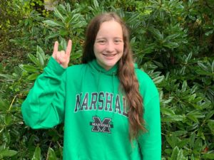 Washington 4A State Champion Leigh Lopez-Silvers Verbals to Marshall