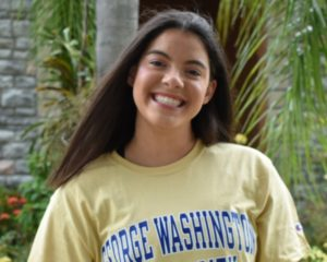 George Washington Receives Commitment from Moriah Freitas