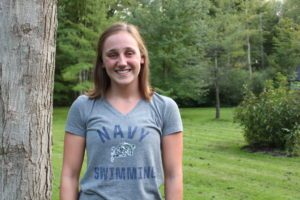 Summer Jrs Qualifier Sydney Bare Sends Verbal Commitment to Navy for 2021-22
