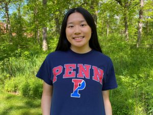 Summer Juniors-qualifying Breaststroker Hannah Liu Verbally Commits to Penn