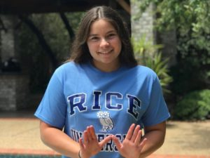 Winter Juniors-Qualifying Sprinter Morgan Bartley Verbally Commits to Rice