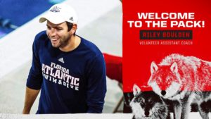 NC State Adds Former FAU Assistant Riley Boulden to Swimming Coaching Staff