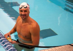 Ryan Lochte Relies on GMX7 Resistance Swim Training With The X1-Pro