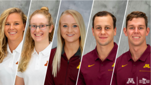 Minnesota Announces 2020-2021 Swimming & Diving Captains (CAPTAINS ROUNDUP)