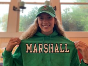 Freestyler Sofia Bormett Commits to Marshall University