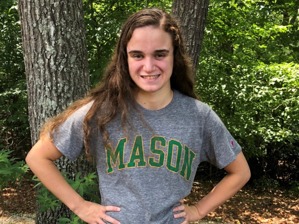 Sprinter Sophie Haise Commits to George Mason University