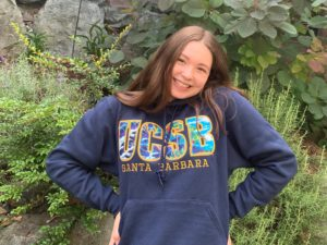Washington 3A State Champion Amelia Hammer Sends Verbal Pledge to UCSB