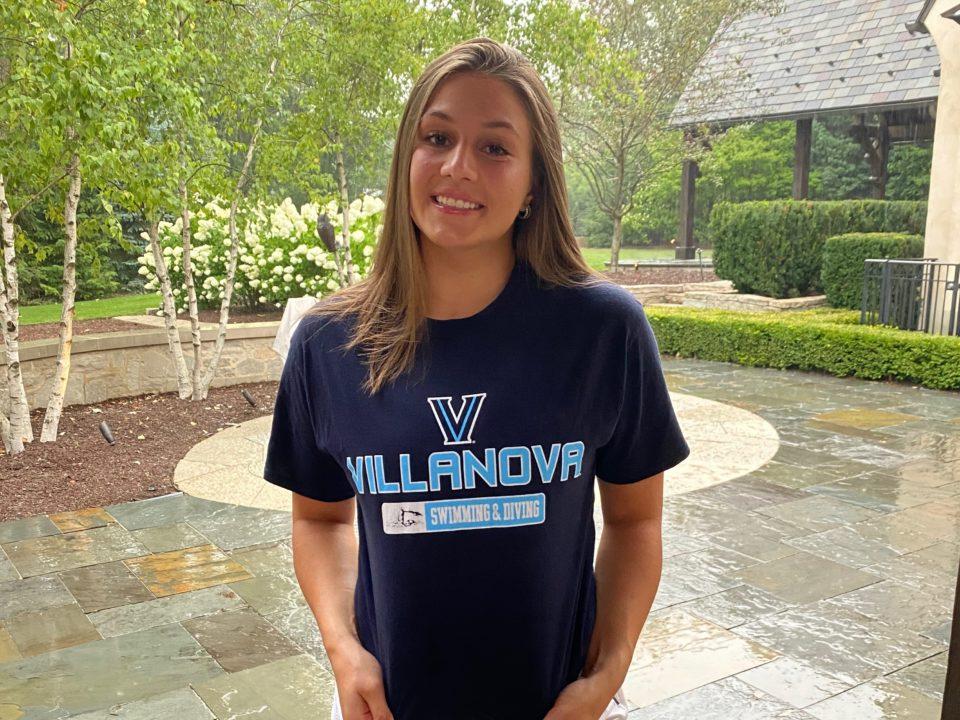Futures Qualifier Lainey Quinones Announces Verbal Commitment to Villanova
