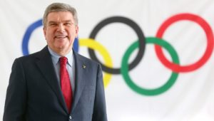 Bach: IOC Continues To Work Toward Safe Delivery of Games Despite Speculation