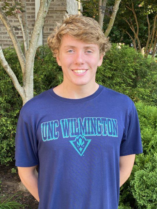 North Carolina 4A Finalist Ethan Womble Chooses UNC-Wilmington for 2021