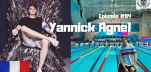 Yannick Agnel Says Danas Rapšys Is the Only Man Swimming the 200 Free Right