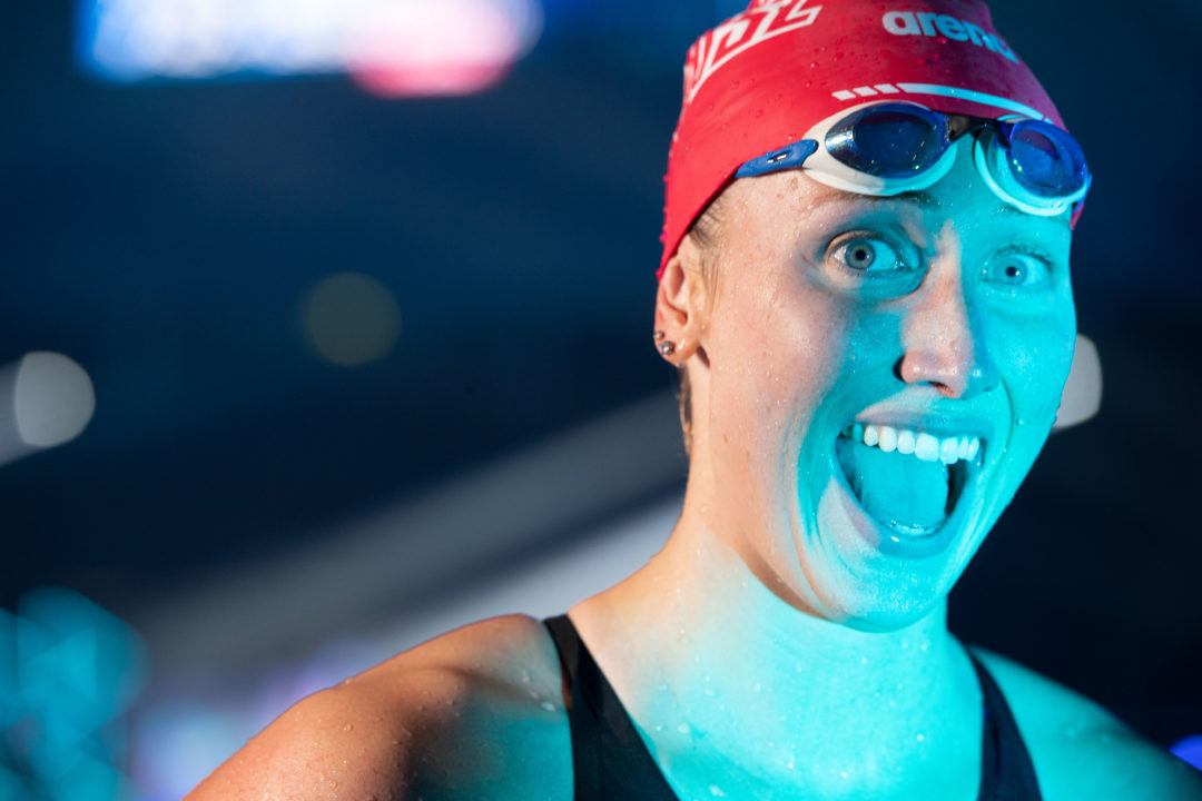 Amy Bilquist Jumps To #12 All-Time With 200 Back Best of 2:01.29