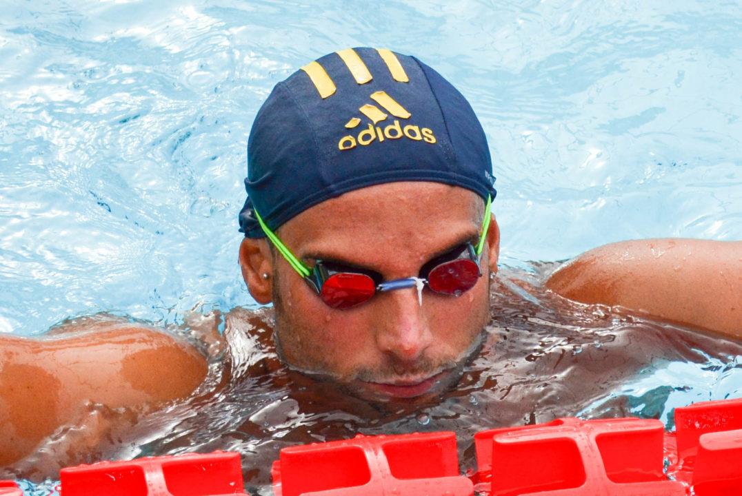 Italian Anti-Doping Org. Releases Details of Di Giorgio's 8 Month Suspension