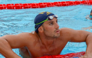 Two-Time Italian Olympian Alex Di Giorgio Tests Positive for Banned Substance