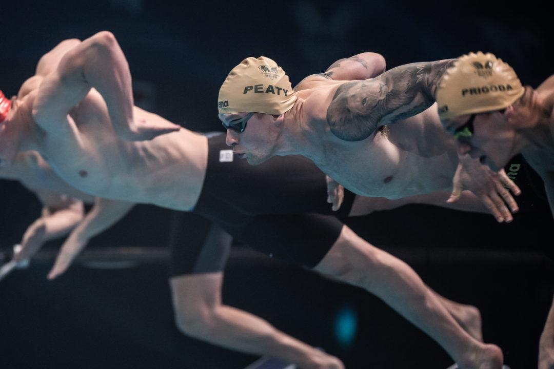 """Trials Olimpici Britannici Programma Ridotto E """"Bolla"""" Per Gli Atleti"""