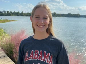 Distance Freestyler Kylee Grafmiller (2022) Sends Verbal Commitment to Alabama