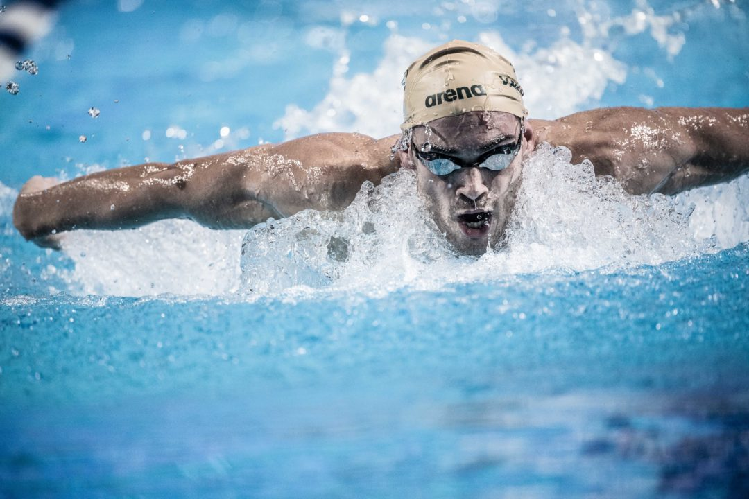 SwimSwam Podcast: Andreas Vazaios on Dominant First ISL Match with London Roar