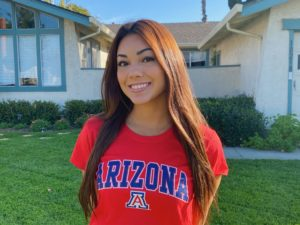 U.S. Open Qualifier Nadia Bouraoui Makes Verbal Pledge to Arizona for 2021-22
