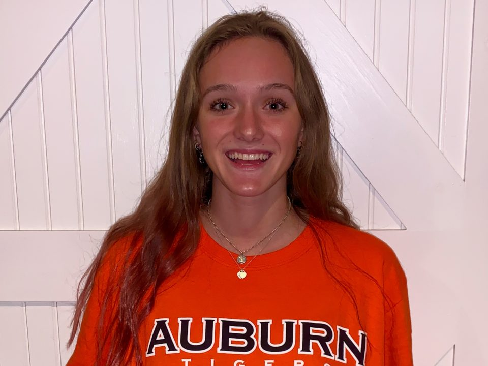 Trials Qualifier Morgan Gore Makes Verbal Pledge to Auburn Class of 2026