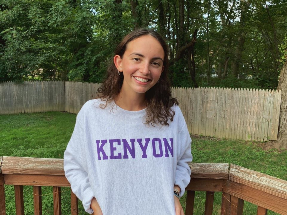NCAP's Celia Ford Verbally Commits to Division III Power Kenyon