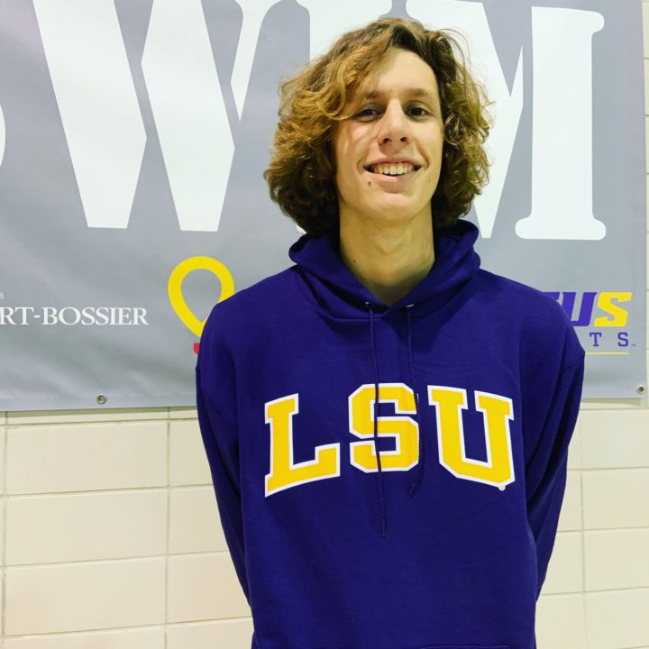 In-State Backstroker Christian Booth Commits to LSU for Class of 2021