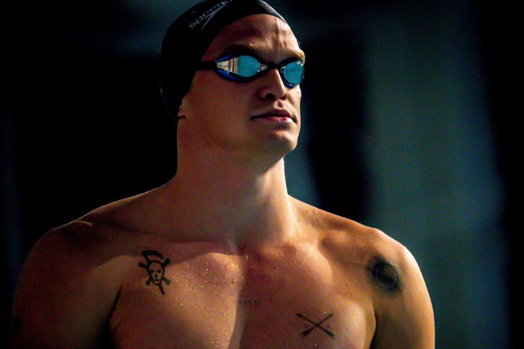 Pop Star Cody Simpson, Olympian Kathleen Baker Highlight San Diego Race Night