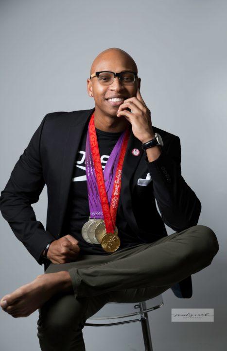 Speedo Appoints Four-Time Olympic Medallist Cullen Jones