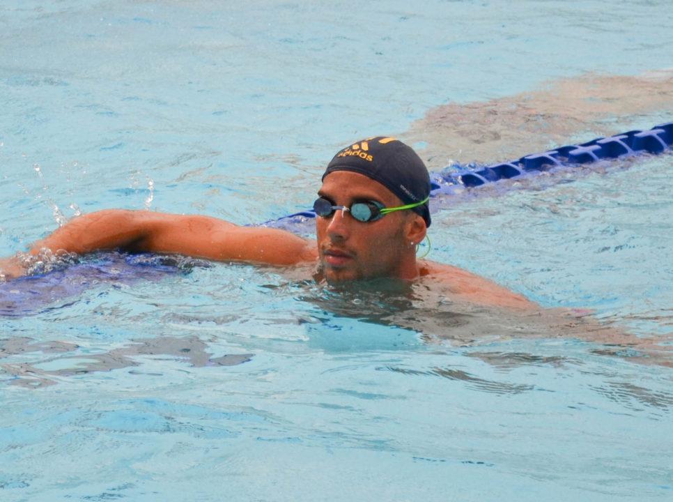 Alex Di Giorgio, dos veces olímpico italiano, suspendido 8 meses por dopaje