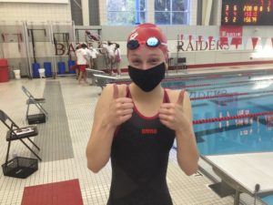 Ellie Waldrep Just-Misses PB in 200 Back, Breaks 12-Year Old Pool Record