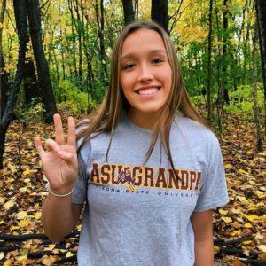 Wisconsin High School State Finalist Emma Gatzke Commits to Arizona State