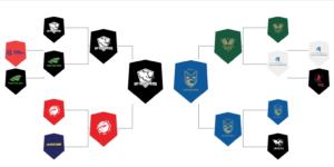 Bracket Challenge: ISL Logos 2020 – An Upset Into The Final Round