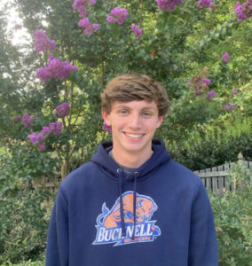 Bucknell Adds 1:49 200 IMer Andy Dorsel to Class of 2025