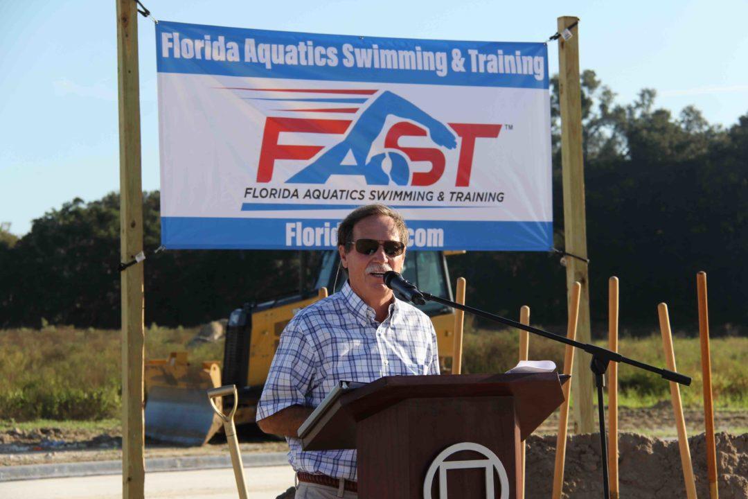 Circle Square Foundation Breaks Ground for Florida Aquatics Swimming & Training