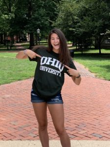 Ohio University Receives Commitment From Julia Strine