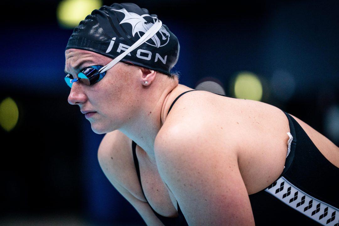 "Katinka Hosszu regresa tras 6 meses sin competir: ""he luchado por los puntos"""