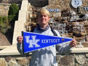 Futures Qualifier Colby Maupin Announces Verbal Commitment to Kentucky