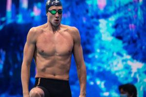 Greek, Serbian, Swiss & Dutch Men Add National Records In 400 Free Relay Final