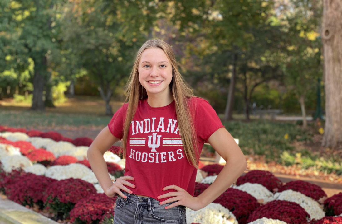 Indiana HS Champion Kristina Paegle Stays Local, Verbals to Hoosiers for 2022