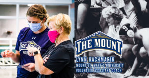 Mount St. Mary's Appoints WP Legend Lynn Kachmarik as Volunteer Assistant