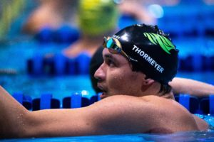 Markus Thormeyer Edges Own Canadian Record In 200 Back