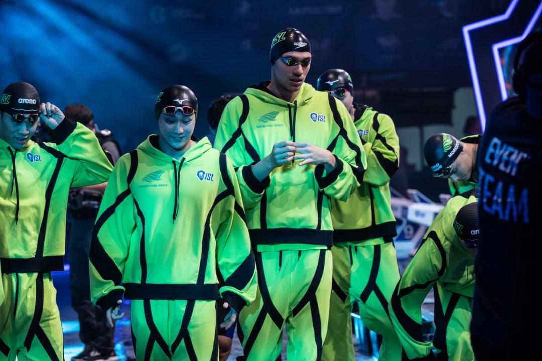 Japan Swim: Termini Di Quarantena Rivisti Per Gli Atleti Giapponesi ISL