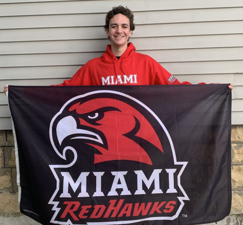 Miami (OH) Receives Verbal from Winter Juniors Qualifier Diego Pareja