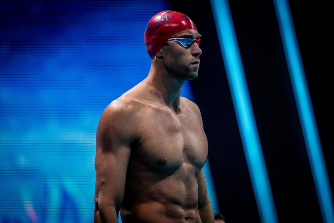 Matt Grevers on Leadership Roles, Resting Strategies of Energy Standard (Video)